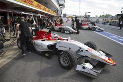 Marcos Siebert, Campos Racing, Raoul Hyman, Campos Racing, Julien Falchero, Campos Racing