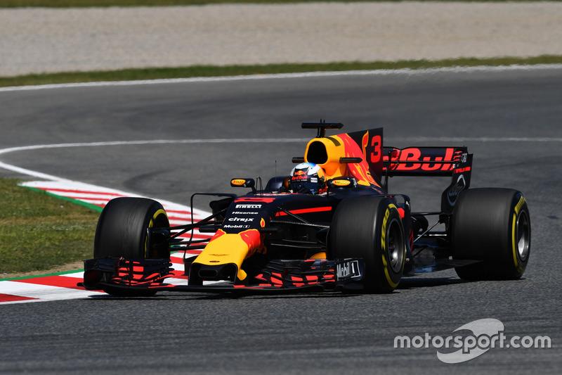 Red Bull – Daniel Ricciardo (CONFIRMADO)