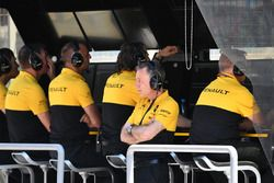 Renault Sport F1 Team pit