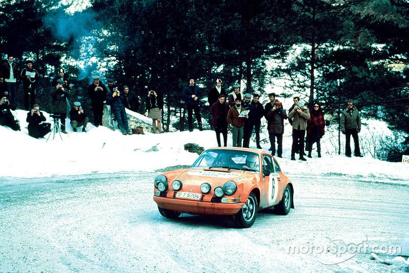 Porsche (1 vez: 1970)