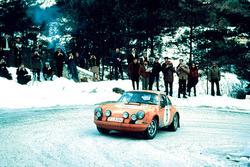 Bjorn Waldegard, Lars Helmer, Porsche 911 S