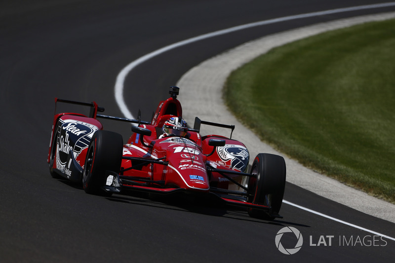 14: Грэм Рейхол, Rahal Letterman Lanigan Racing Honda