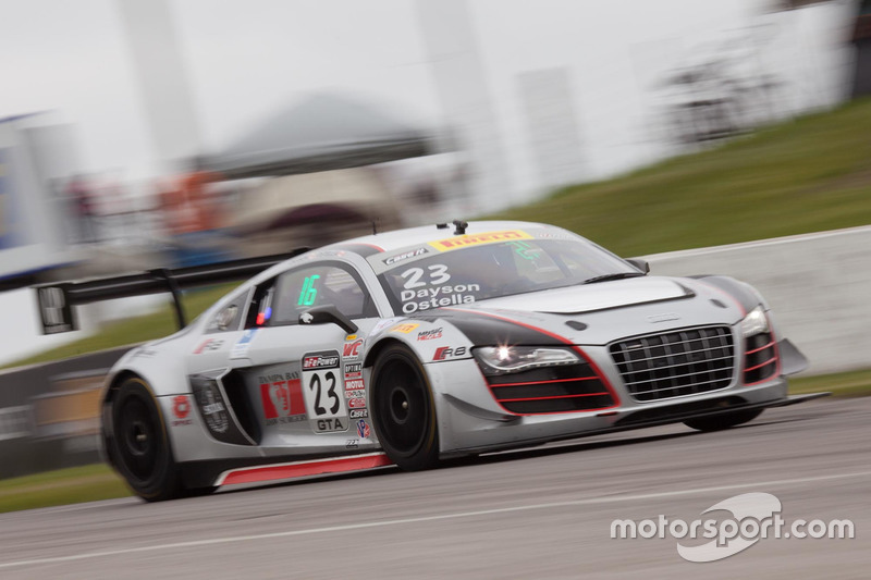 #23 M1GT Racing Audi R8 LMS Ultra: James Dayton, David Ostella