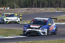 Johan Kristoffersson, VW Dealer Team, Volkswagen Golf GTi TCR