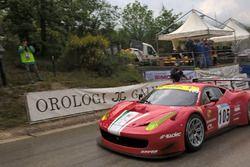 Lucio Peruggini, AB Motorsport, Ferrari 458