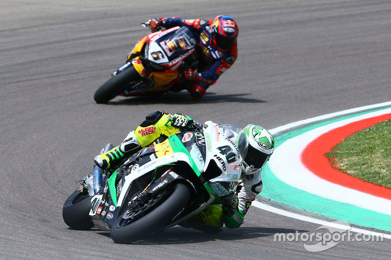 Roman Ramos, Team Go Eleven, Stefan Bradl, Honda World Superbike Team