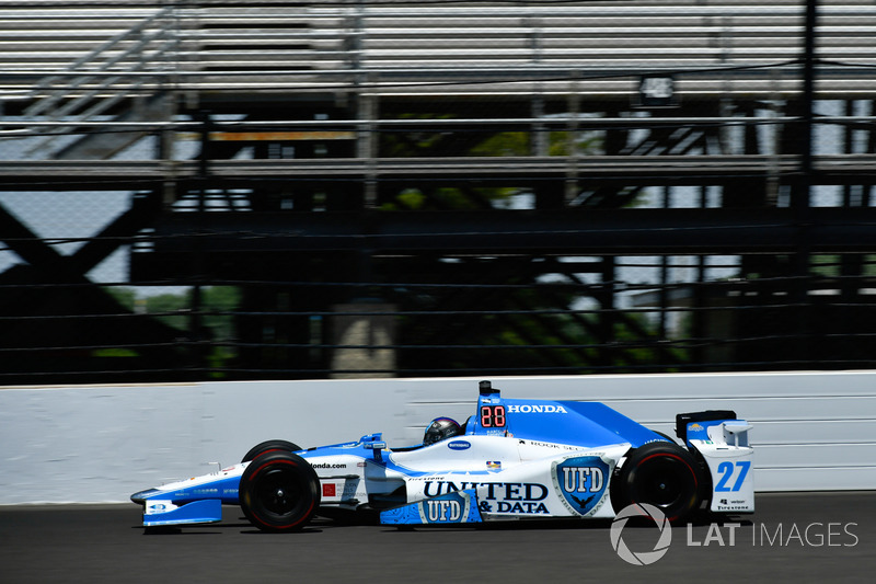 8. Marco Andretti, Andretti Autosport, Honda