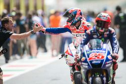 Danilo Petrucci, Pramac Racing, Hodgson