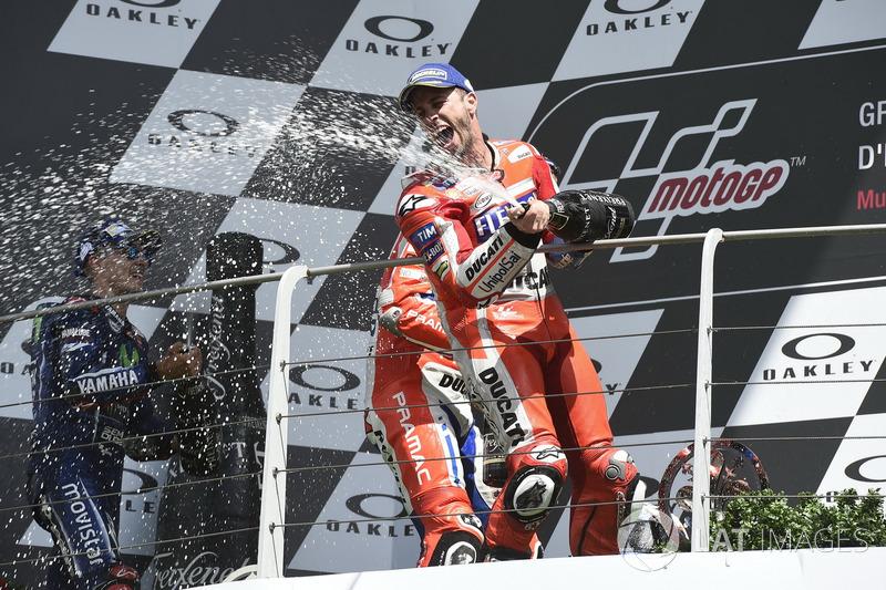 Hari bersejarah Ducati