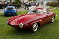 L'Alfa Romeo Giulietta SS Prototipo 1957 Bertone di Corrado Lopresto vincitrice del Concorso