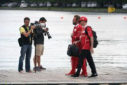 Kimi Raikkonen, Ferrari, Gino Rosato, Ferrari, Mirko Stange, Fotograf