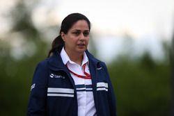 Monisha Kaltenborn, Team Principal Sauber