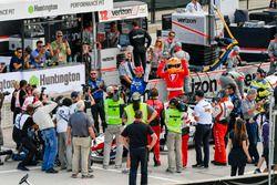 Yarış galibi Graham Rahal, Rahal Letterman Lanigan Racing Honda