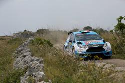 Ivan Ferrarotti, Giacomo Ciucci, Ford Fiesta R5