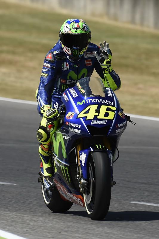 Valentino Rossi Yamaha Factory Racing At Italian Gp Motogp Photos