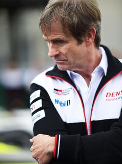 Pascal Vasselon, Toyota Racing, Technikchef