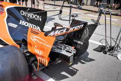 McLaren MCL32, detail