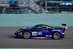 #25 Ferrari of Palm Beach Ferrari 488 Challenge: Ross Chouest