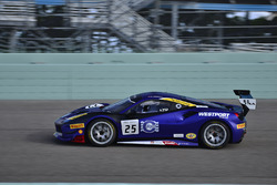 #25 Ferrari of Palm Beach Ferrari 488 Challenge: Ross Chouest