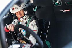 Kaj Lindström, Toyota Yaris WRC, Toyota Racing
