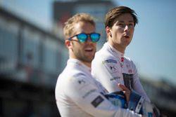 Sam Bird, DS Virgin Racing , Alex Lynn, DS Virgin Racing
