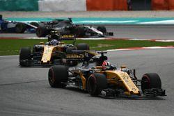 Нико Хюлькенберг и Джолион Палмер, Renault Sport F1 Team RS17