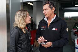 Michela Cerruti and Mario Ferraris, Romeo Ferraris