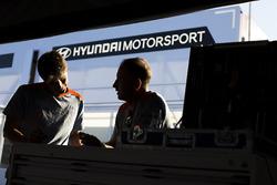L'assistance Hyundai Motorsport