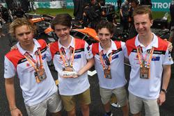 Победители F1 in Schools