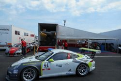 Porsche 911 GT3 Cup di Ivan Jacoma, Ghinzani Arco Motorsport