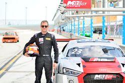 #23 MP1A Audi R8 GT3, Lars Viljoen, M1GT