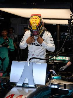 Льюис Хэмилтон, Mercedes-Benz F1 W08