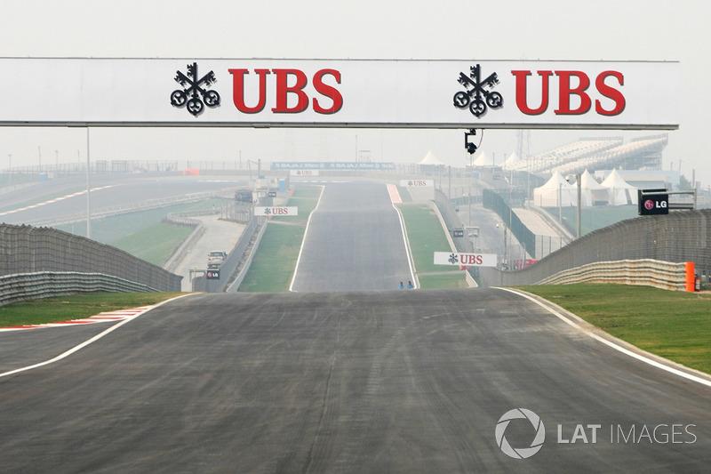 #5 Es gab ein Rennen in Indien und Südkorea