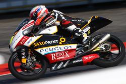 Patrik Pulkkinen, Peugeot MC Saxoprint