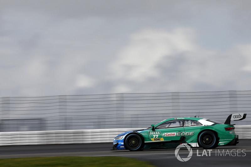 14. Loic Duval, Audi Sport Team Phoenix, Audi RS 5 DTM