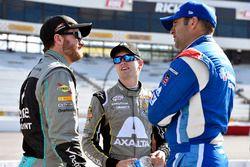 Dale Earnhardt Jr., JR Motorsports Chevrolet, William Byron, JR Motorsports Chevrolet and Elliott Sadler, JR Motorsports Chevrolet