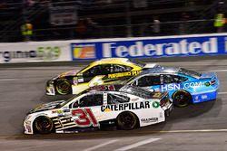 Райан Ньюман, Richard Childress Racing Chevrolet, Тревор Бейн, Roush Fenway Racing Ford и Даника Пат