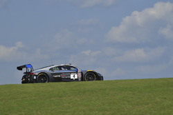 #4 Magnus Racing Audi R8 LMS: Pierre Kaffer, Spencer Pumpelly