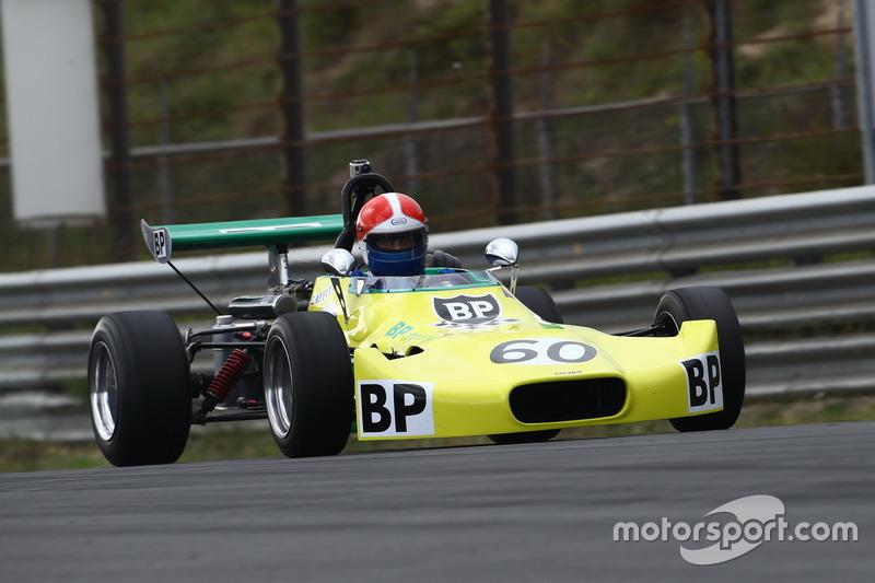 Randall Lawson scheurt met de Martini MK12