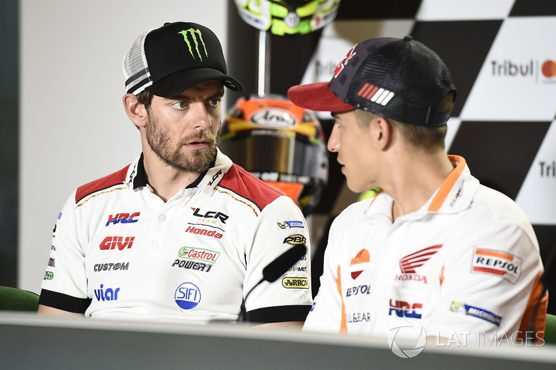 Cal Crutchlow, Team LCR Honda, Marc Marquez, Repsol Honda Team