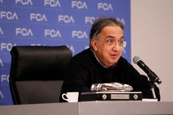 Sergio Marchionne, CEO of Fiat Chrysler Automobiles