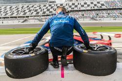 Chip Ganassi Racing Ford GT team member