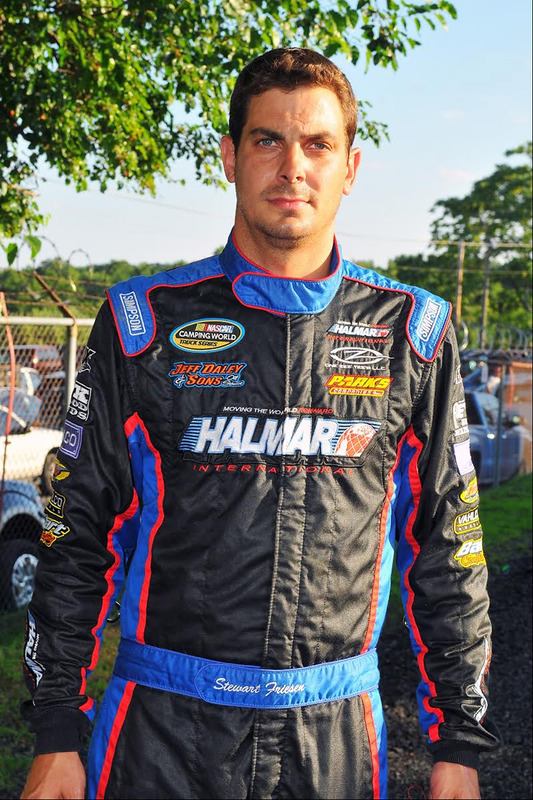 The Friesen Five Family 31 Days To A Complete Home: Stewart Friesen At Halmar Friesen Racing Announcement High