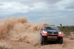 #320 Toyota: Conrad Rautenbach, Robert Howie