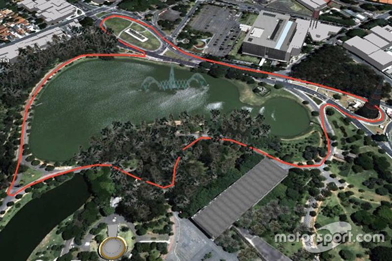 Outra opção em São Paulo seria a região do Parque do Ibirapuera