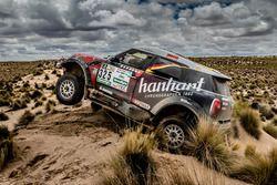 №325 X-Raid Team Mini: Штефан Шотт и Пауло Фьюза