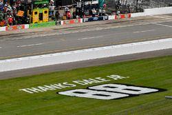 Gracias Dale Earnhardt Jr. 88 logo