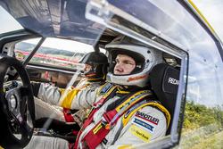 Jari Huttunen, Opel Adam R2, ADAC Opel Rallye Junior Team