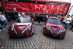Alfa Romeo Mito S1600 tanıtımı