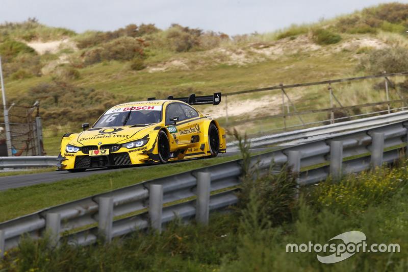1. Timo Glock, BMW Team RMG, BMW M4 DTM